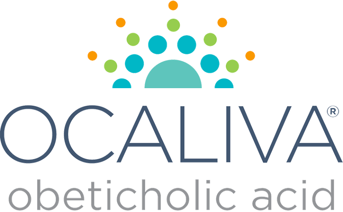 Logo for Intercept drug Ocaliva.