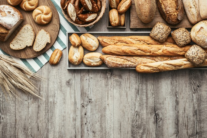 Bread and bakery goods