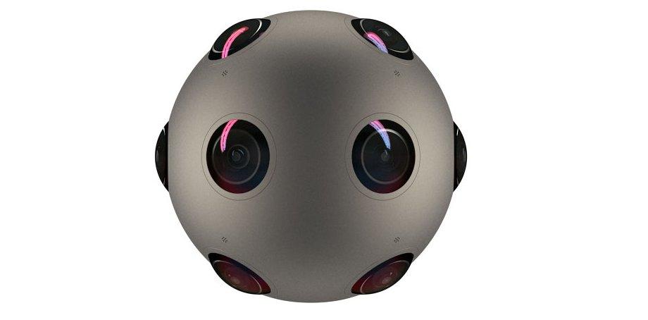 Nokia's Ozo camera.