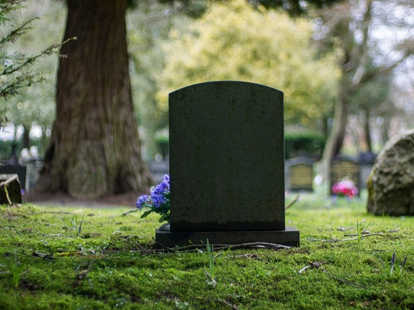 Gravestone GettyImages-515672368