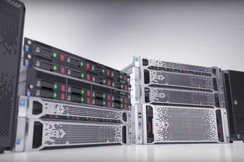 HPQ rack server