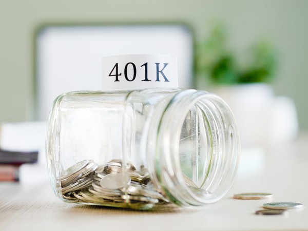 401k savings jar