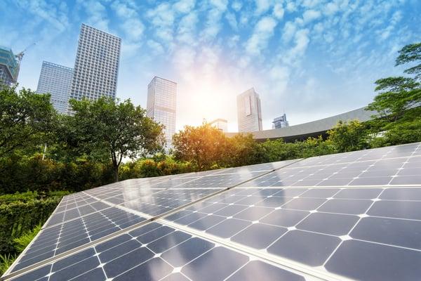 Solar In City