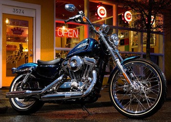 harley-davidson sportster seventy two source-hog