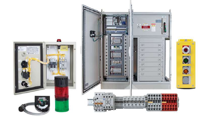 A collection of rockwell automation products
