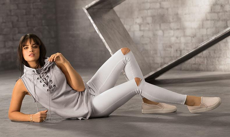 A Skechers ad campaign.