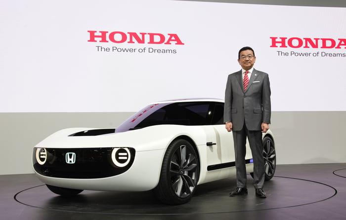 What Hondas New Electric Sports Car Shows Investors The Motley Fool - Next car show near me