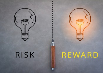 Risk reward pen lightbulbs 1500
