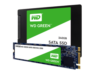 Western Digital Green SSD