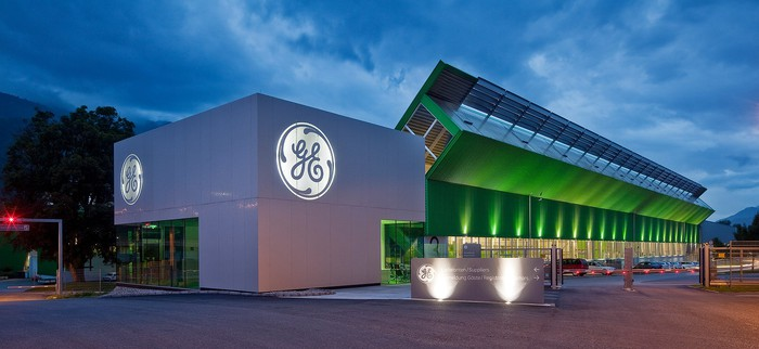 A GE Factory