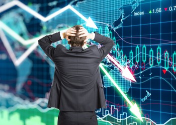 Stock market crash GettyImages