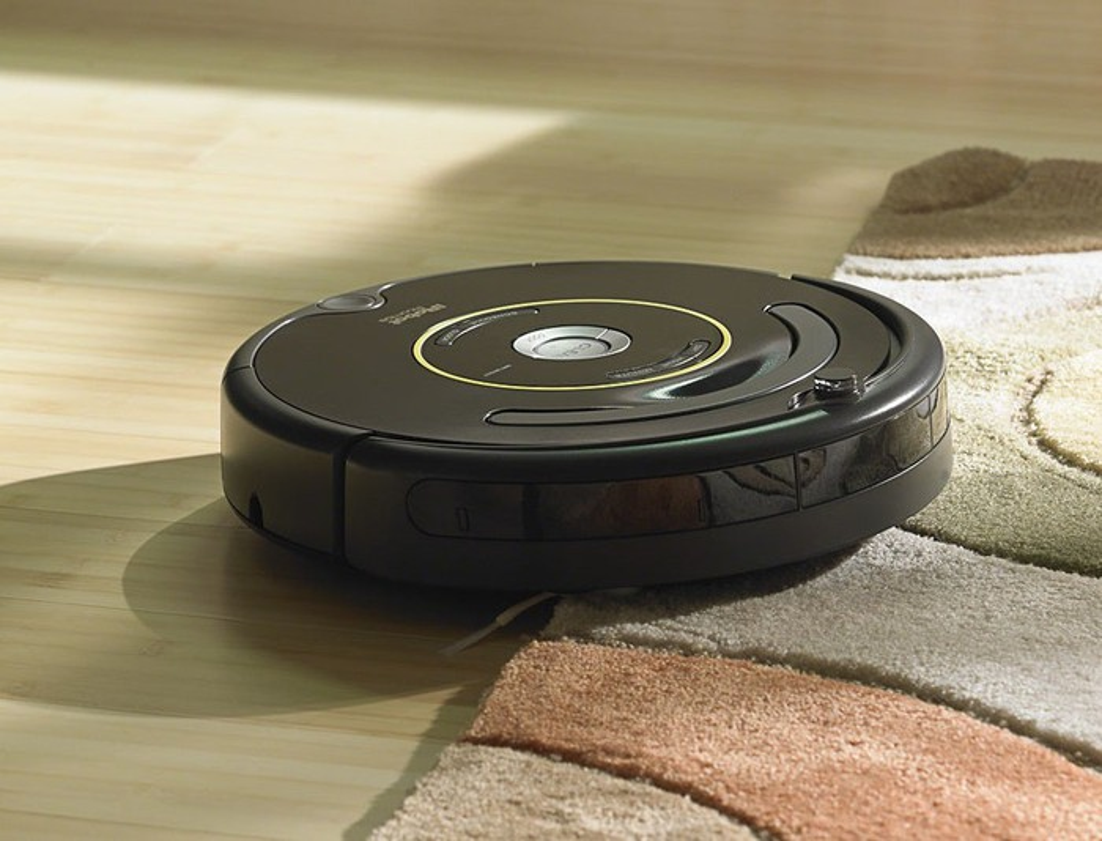 the iRobot Roomba 650