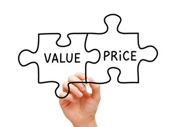 Value Price jigsaw pieces