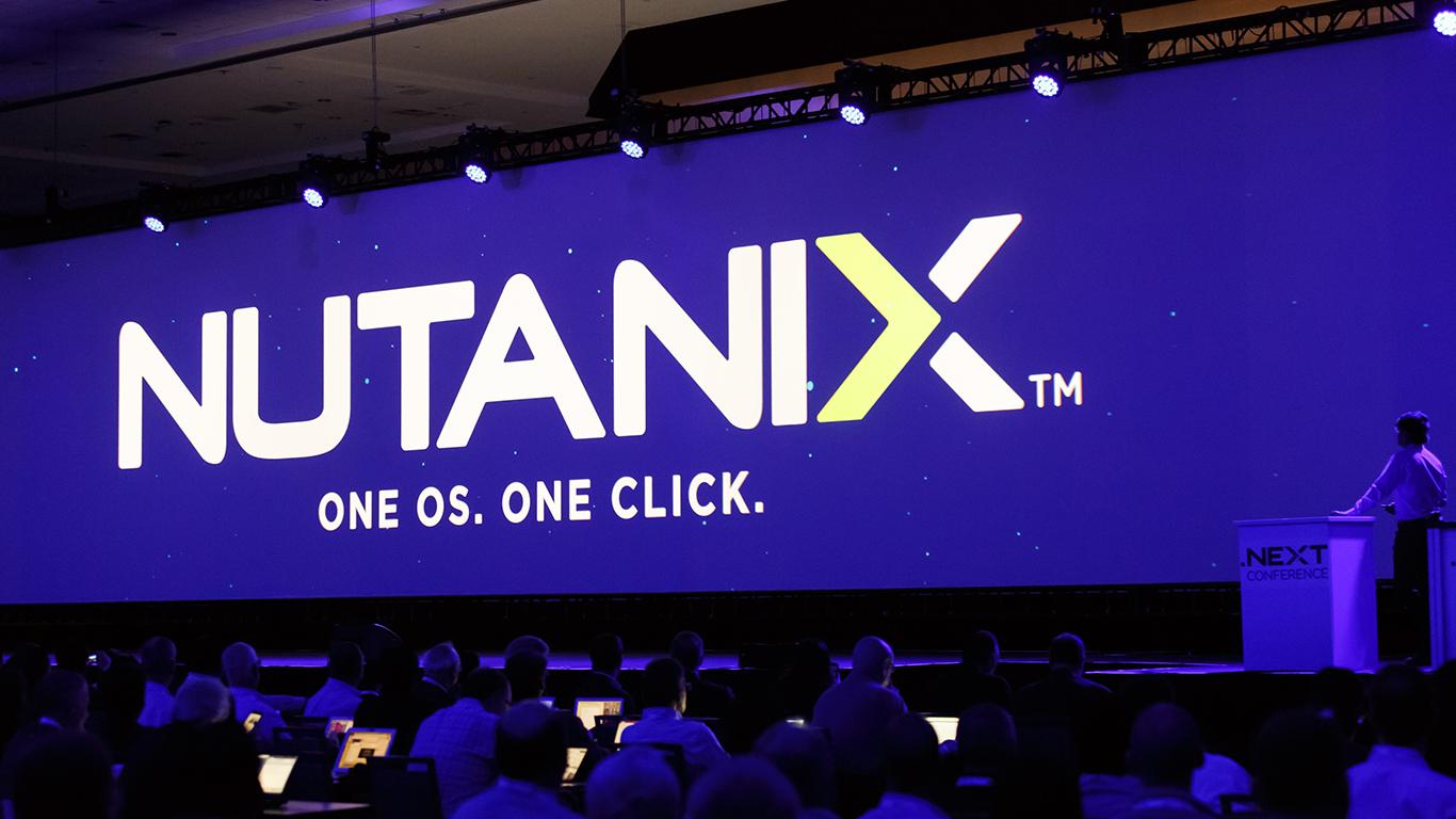 A Nutanix conference.