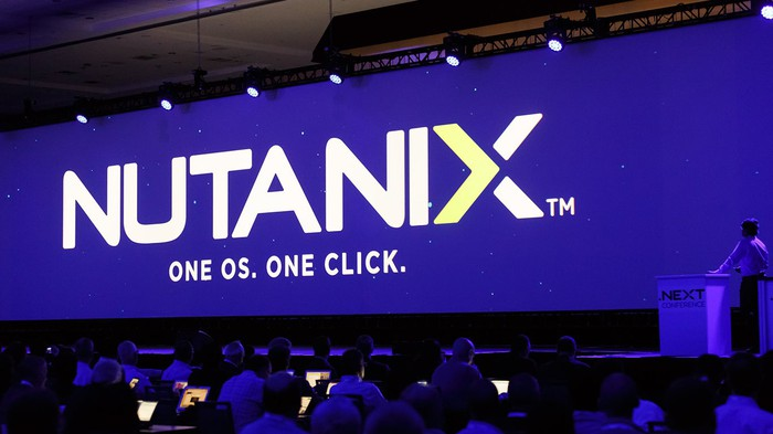 A Nutanix conference.