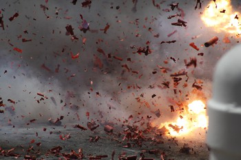 Explosion Firecracker
