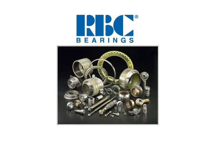Various bearings and components produced by RBC Bearings.
