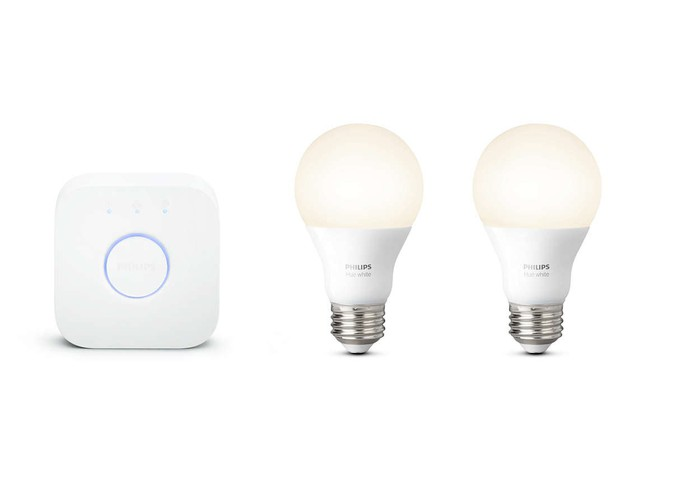 Philips Hue White light bulbs and hub