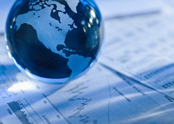 Globe on Financial Metrics Globalization Getty