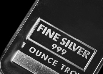 Silver Bar Ingot Precious Metal Mining Getty