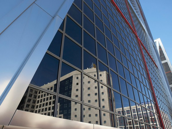 Office building real estate