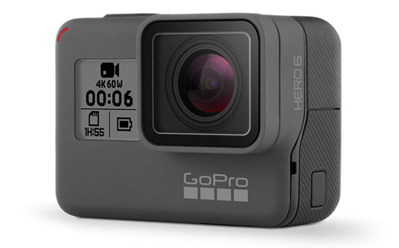 Image of GoPro HERO6 camera.