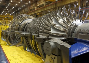 Industrials-General Electric-Gas Turbine-GE