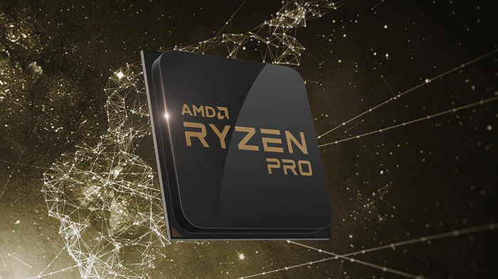AMD's Ryzen chip.