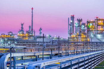 oil refinery 6