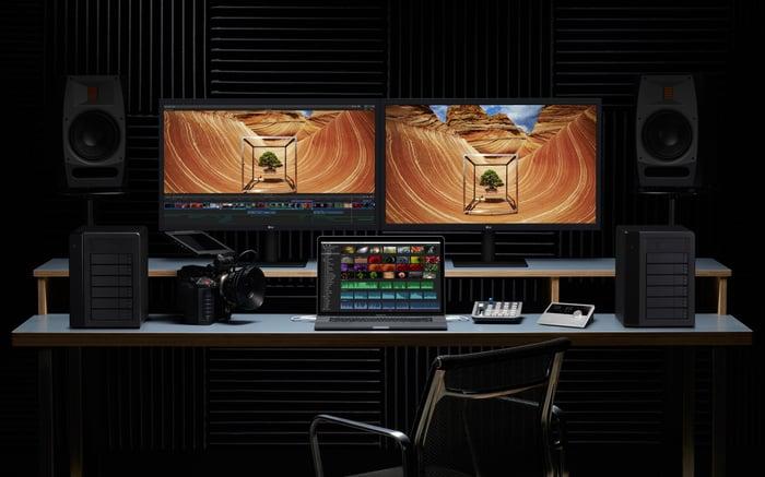 Redesigned Macbook Pro powering external monitors