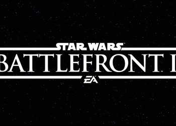 EA's Star Wars Battefront 2 game logo