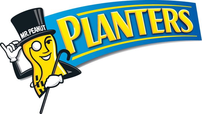Kraft Heinz's Planters brand logo