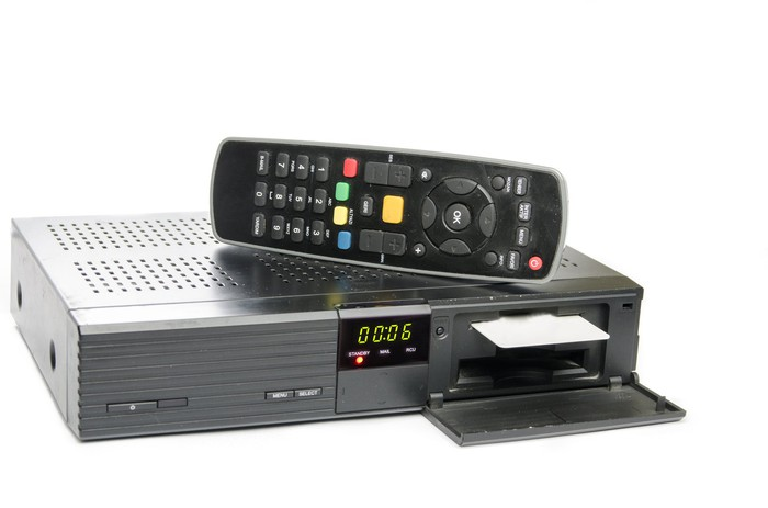 Cable box and remote