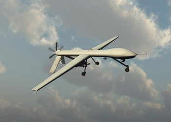 17_11_27 Military drone_GettyImages-469792779