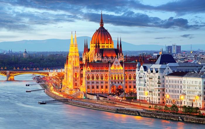 City of Budapest, Hungary