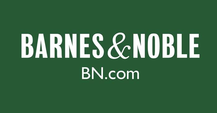 The Barnes & Noble logo.
