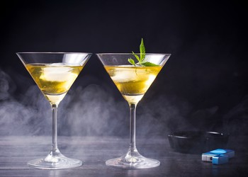 Marijuana cocktails