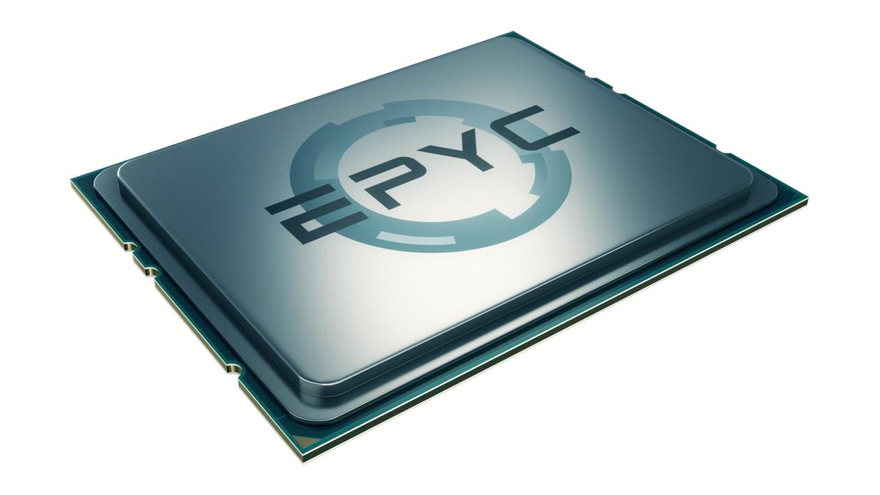 Representative image of an Epyc server chip.