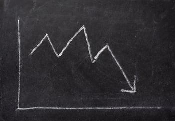 stock-down-chalk-line