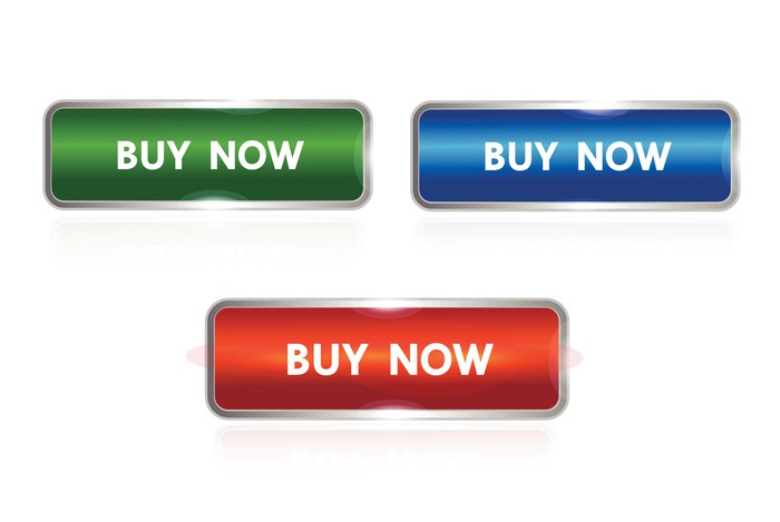three buy now buttons