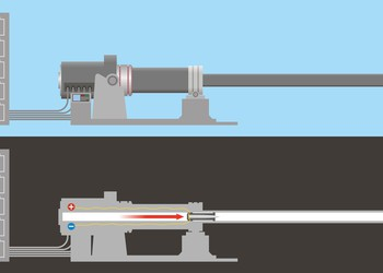 Railgun diagram