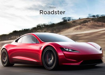 Tesla Roadster IS Tesla