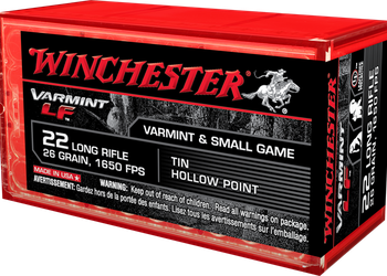 winchester olin oln ammunition ammo varmint 22 source-winchester