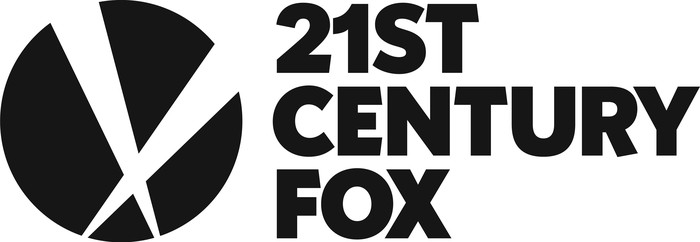 The 21st Century Fox logo, black on white.