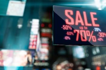 LED-Sale-Sign