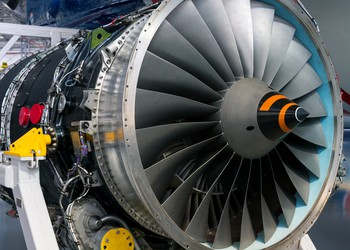 Aircraft Turbine Teardown