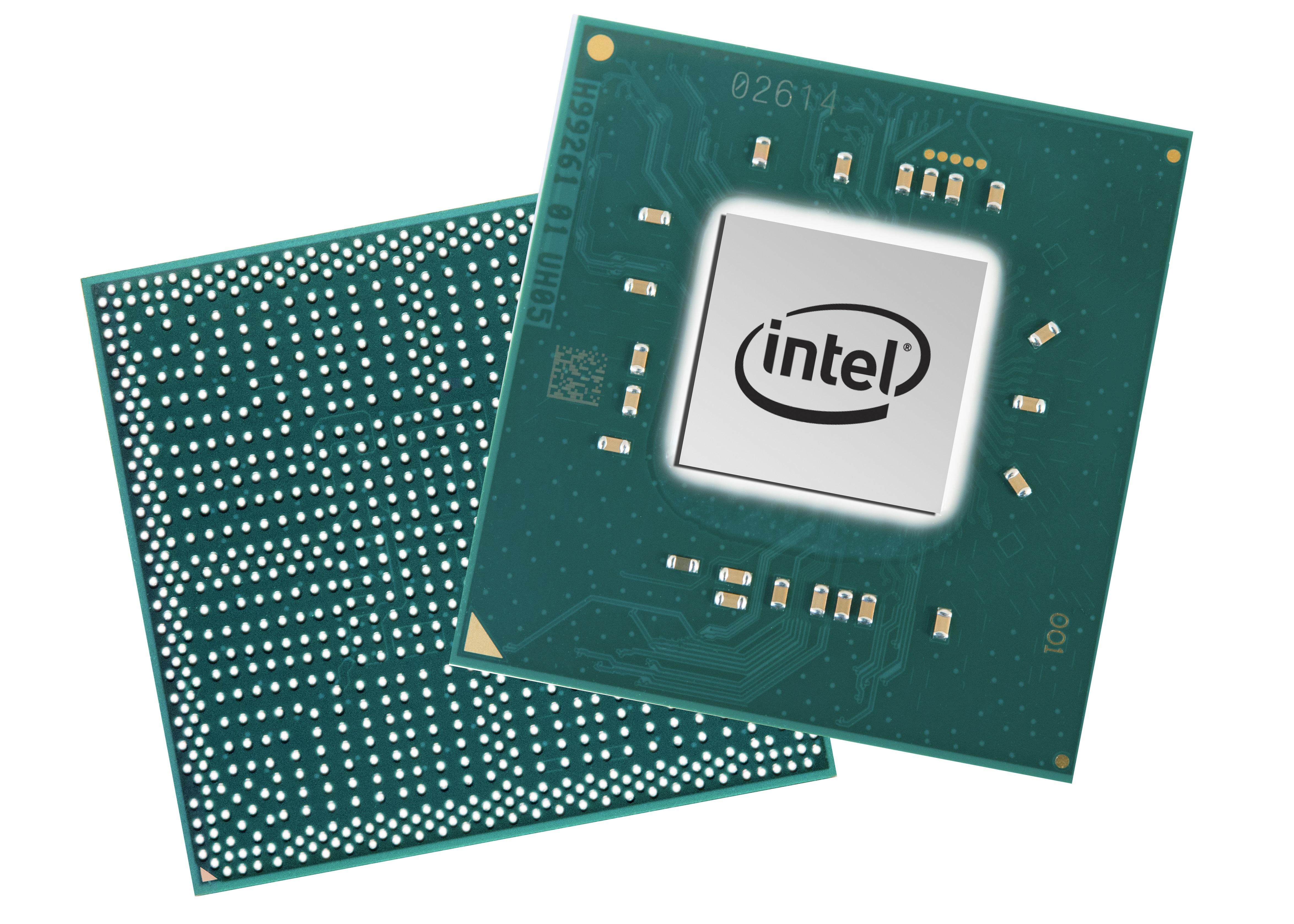 Intel Gemini Lake chips.