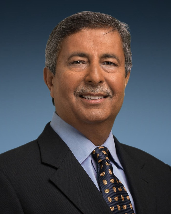 Sanjay Mehrotra, CEO of Micron Technology