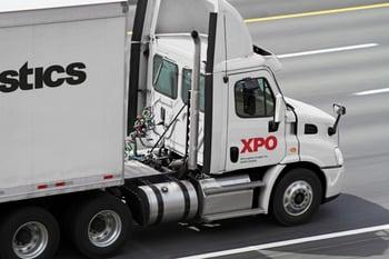 XPO truck big