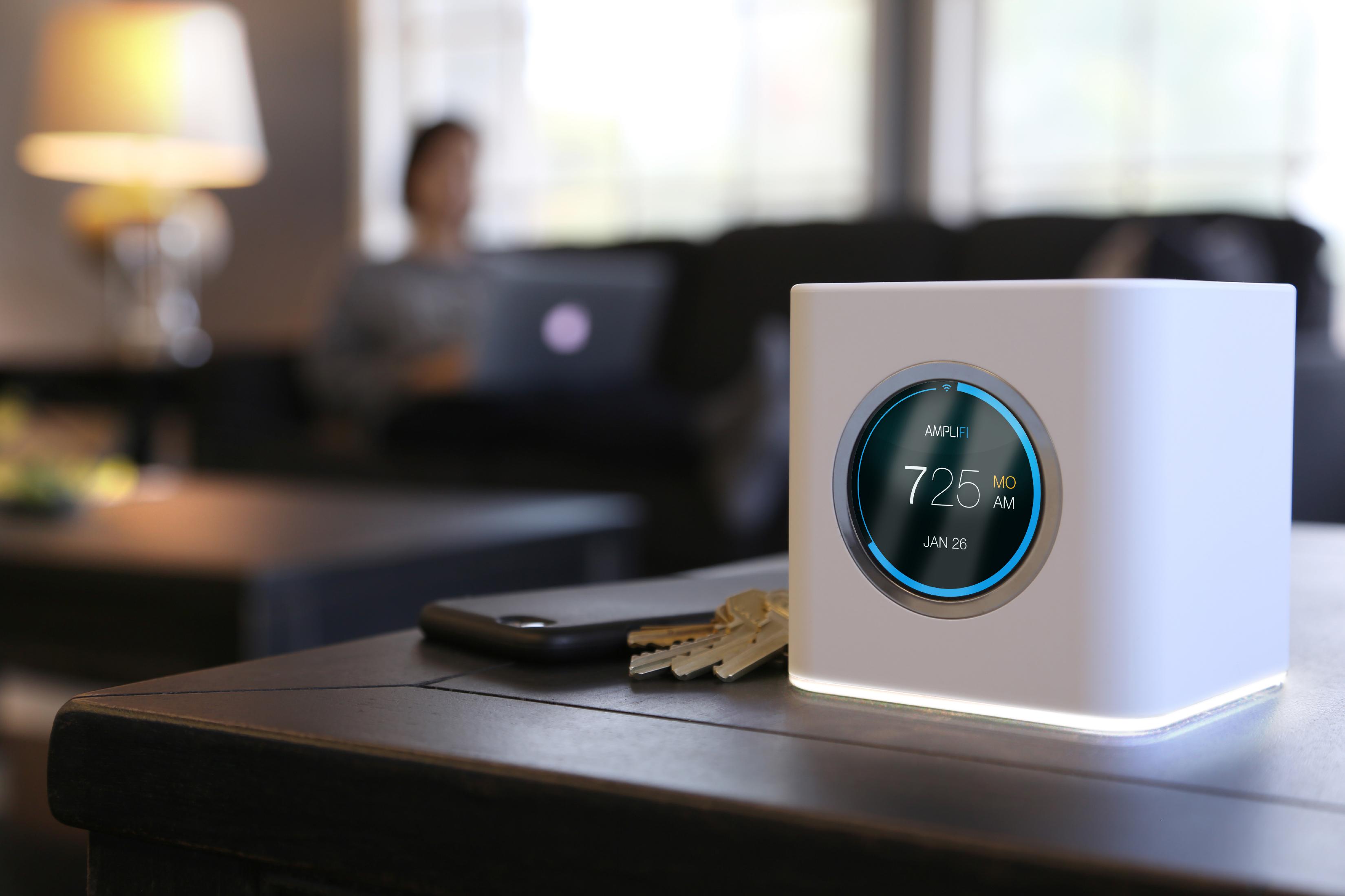 Ubiquiti's AmpliFi wireless system.